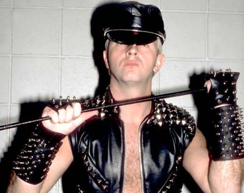 música gay Rob Halford