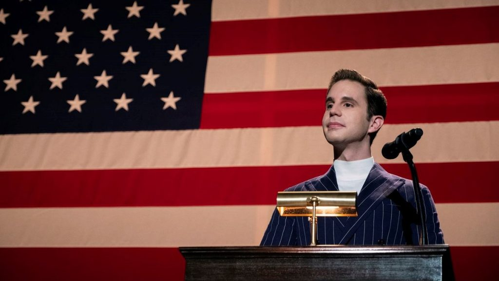 Ben Platt en The Politician