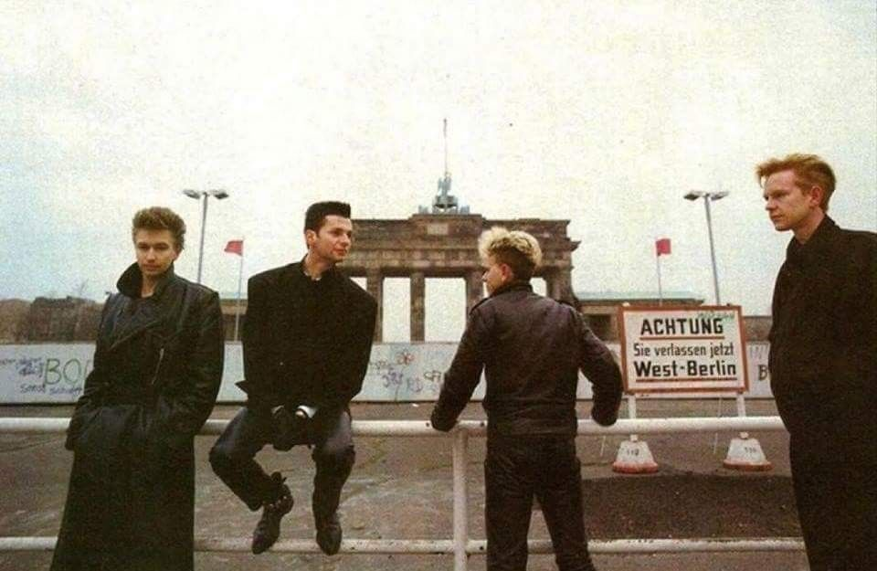 Depeche Mode en la Berlín Occidental (1983)