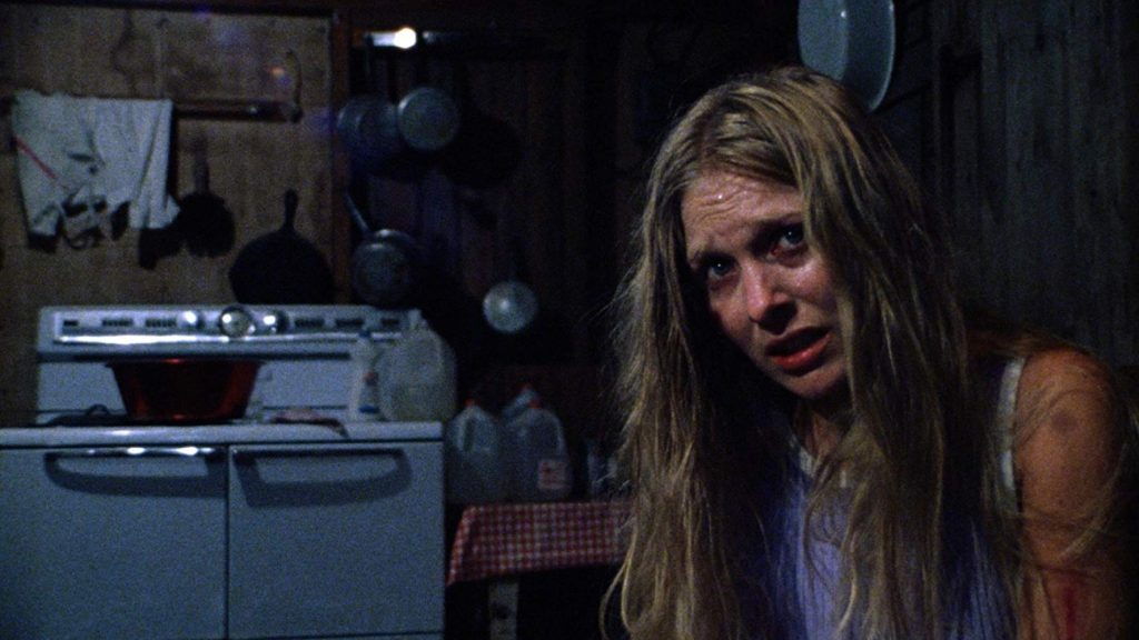 Marilyn Burns en The Texas Chain Saw Massacre